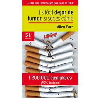Las hormiguitas en las manos ha dejado a fumar